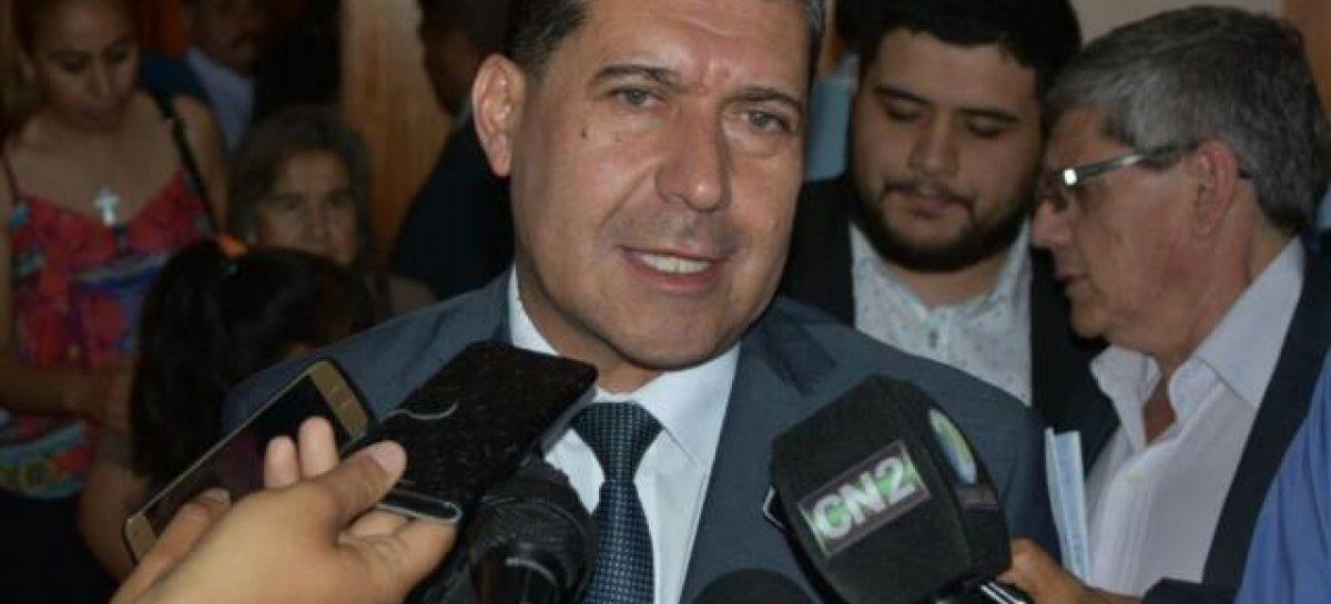 """Casas volvió a pedir """"unidad"""" en un intento de evitar el quiebre del PJ"""