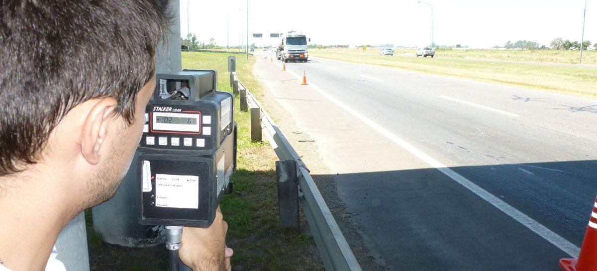 Chamical. Nación autorizó radares y multas para la Ruta 38