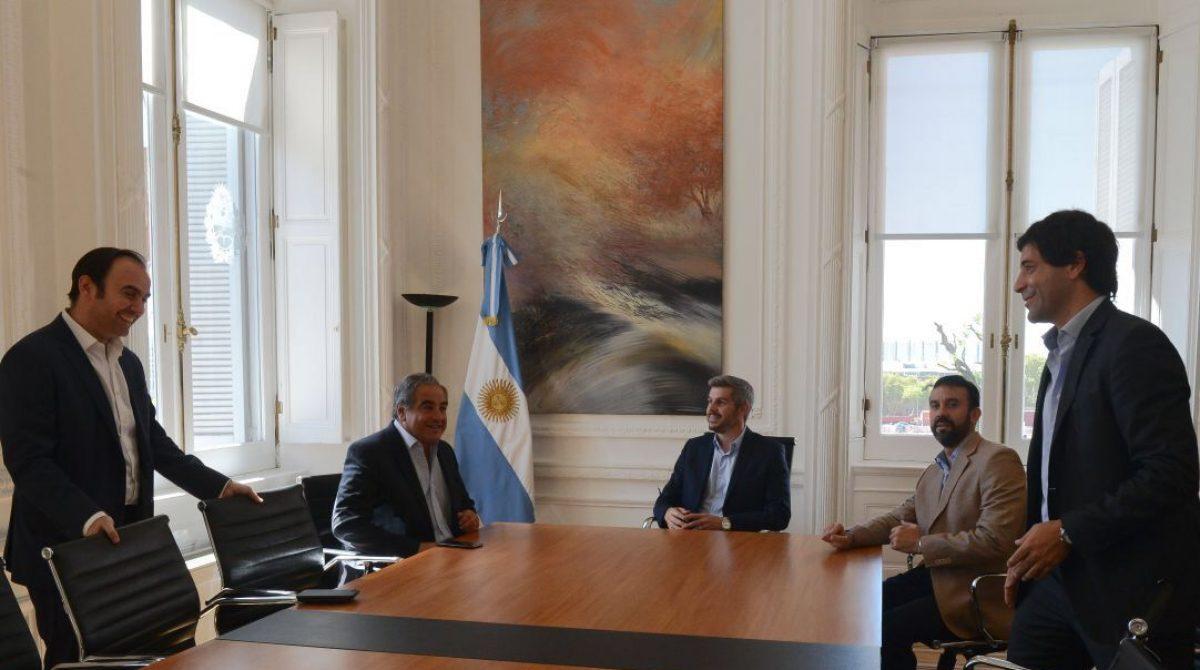 Felipe Alvarez, nuevo funcionario riojano de la Casa Rosada