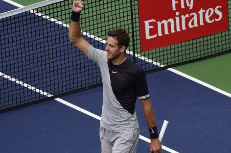 Del Potro campeón: venció a Federer en Indian Wells