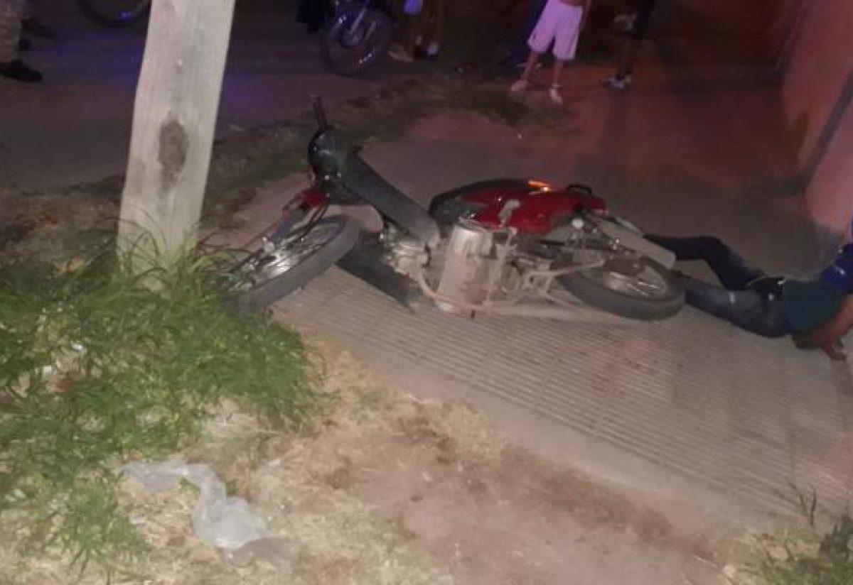 #Inseguridad La ola de arrebatos y los vecinos atrapando motochorros