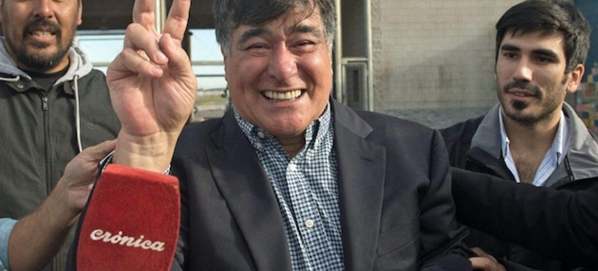 Excarcelaron a Carlos Zannini y a Luis D'Elía
