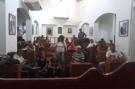 El paredismo busca bloquear la asunción de Alfredo Menem