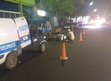 El municipio otra vez cargó contra Aguas Riojanas por las pérdidas