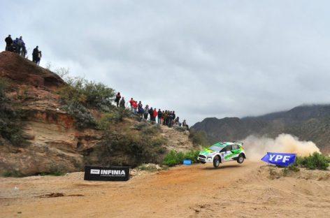 El Rally Argentino vuelve a correr a tierras riojanas