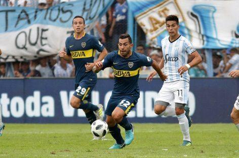 Si Boca gana la Copa Libertadores, Tevez se retira