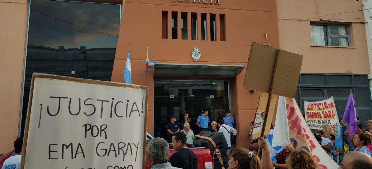 Caso Garay. Prisión preventiva para los ocho policías detenidos