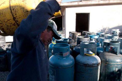 Preocupa que pueda haber faltante de gas envasado en invierno