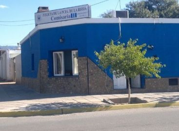 Chamical. Funcionario municipal detenido por violencia de género