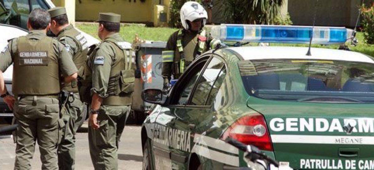 Chilecito. Gendarmería se suma a reforzar la prevención de delitos
