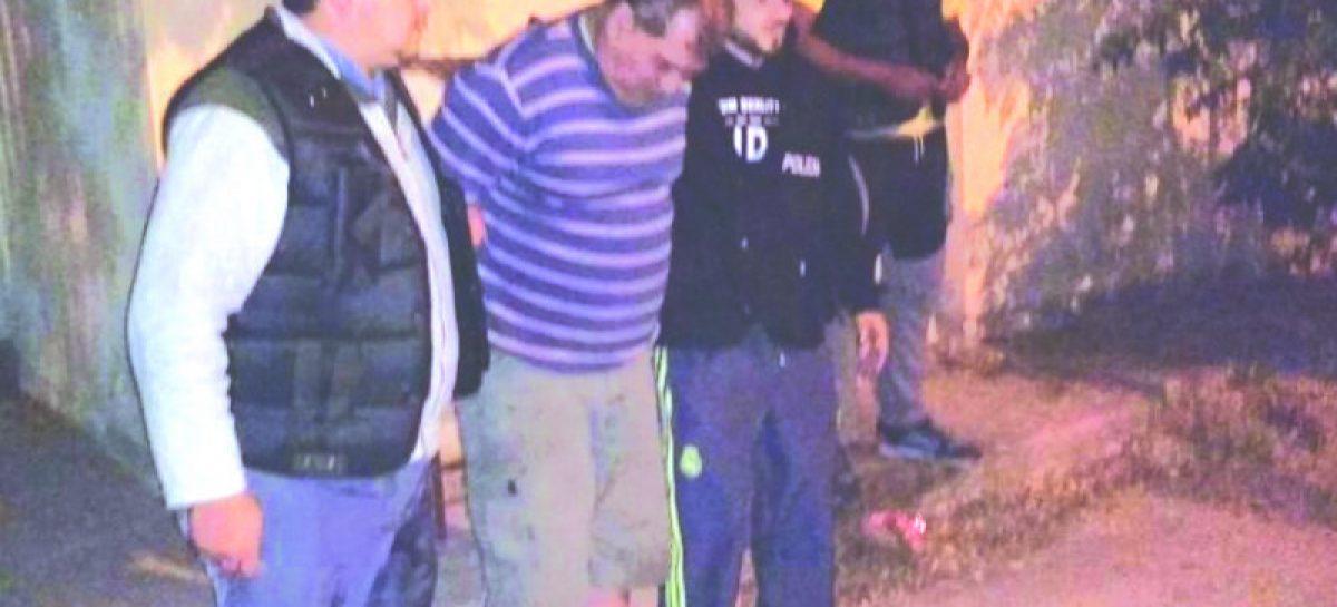 Apresaron en La Rioja a sanjuanino con pedido de captura por asesinato