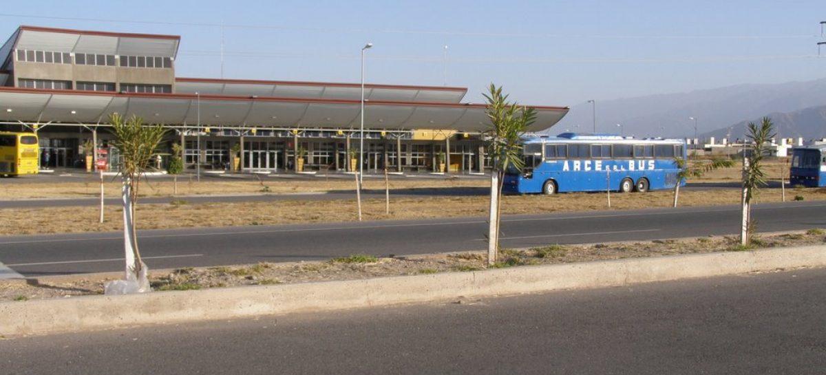Se licitará y se concesionará la Terminal de Ómnibus a un privado