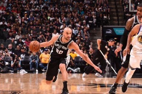 Ginóbili confirmó su retiro como jugador de básquet