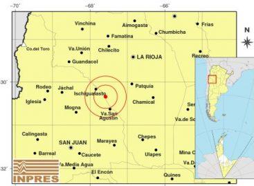 La Rioja tembló fuerte por segundo día consecutivo
