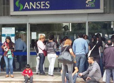 Se podrán gestionar DNI, pasaporte, AUH y planes sociales en la Anses