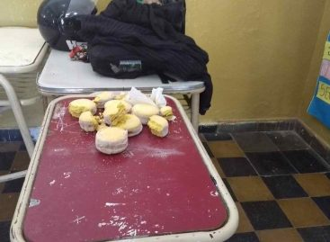 Docenas de alumnos intoxicados por un desayuno escolar