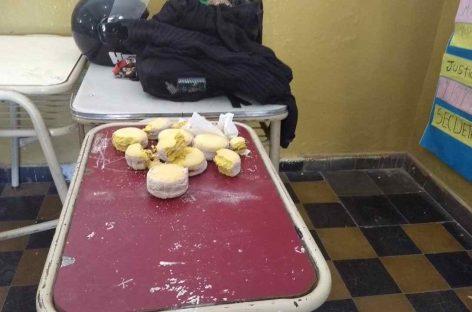 ¿Negociado con el desayuno y la merienda en la Escuela Nº37?