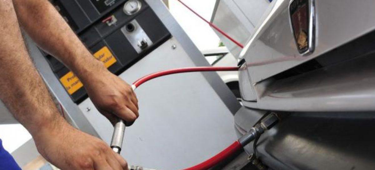Ahora aumentó el GNC y se suma a subas de la nafta y el gasoil