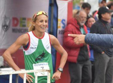 Una riojana se quedó con el Campeonato Argentino de Maratón