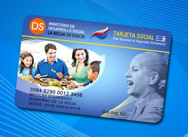 Actualizan el valor de la tarjeta social que pasa a $821 mensuales