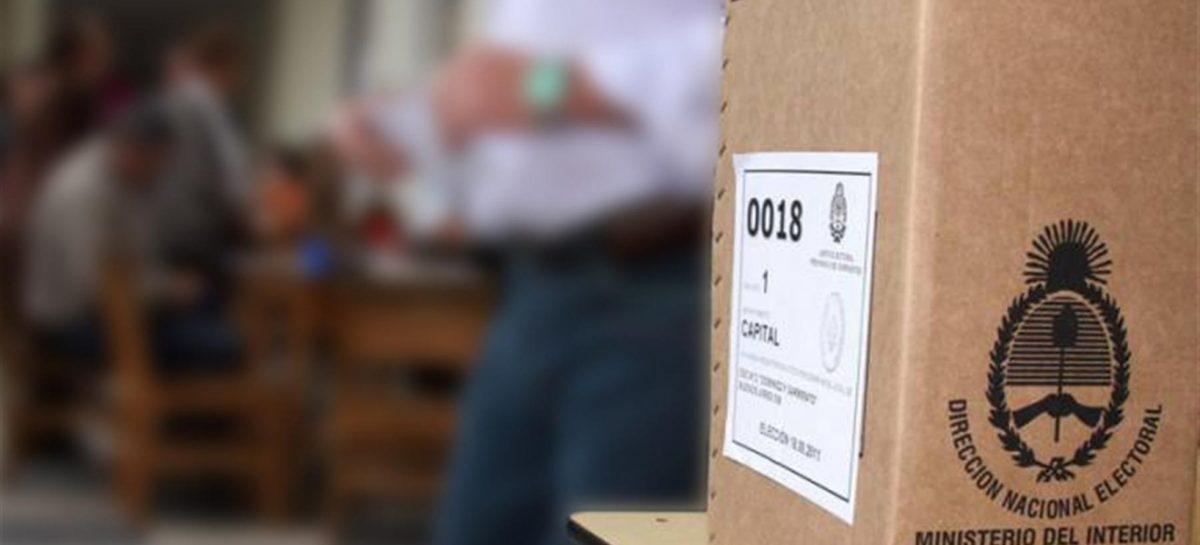Las elecciones provinciales se adelantan con o sin aval de Nación