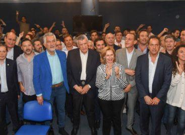 PJ Nacional. Con Beder presente, se convocó a un congreso del partido