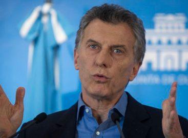 """Macri y el dólar: """"la turbulencia cambiaria está superada"""""""