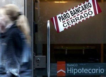 Los bancarios de suman al paro nacional del 25 de junio