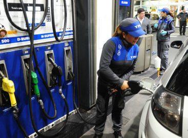 Inminente aumento de combustibles en YPF