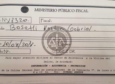 Se profundiza la interna Bosetti – PJ en la Legislatura