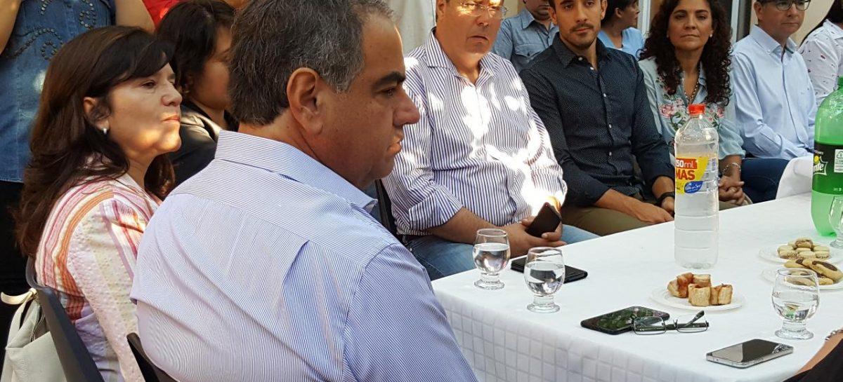 """Julio Martinez: """"No me gusta ni avalo la intervención del PJ"""""""