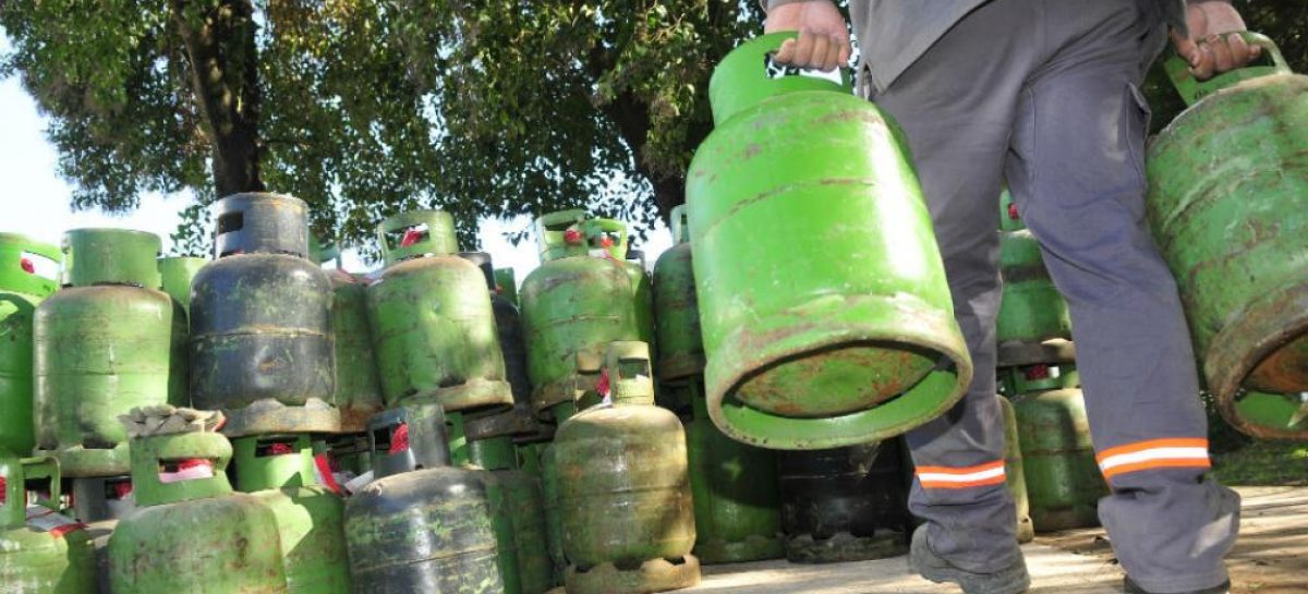 AUMENTÓ EL GAS ENVASADO E IMPACTA EN LA RIOJA: $424 LA GARRAFA DE 10 KILOS