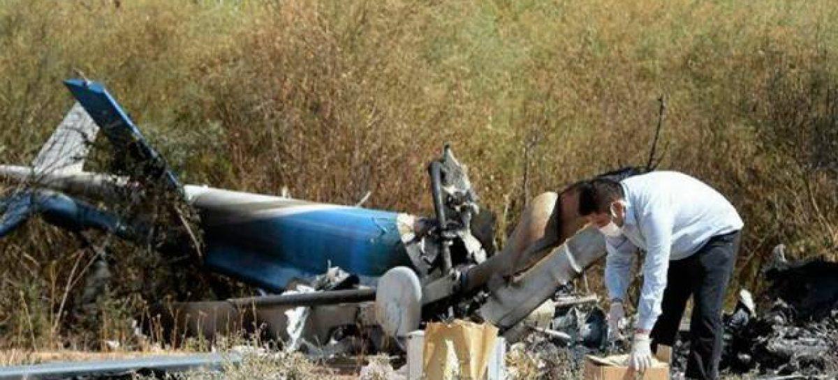 El choque de helicópteros en Villa Castelli ya tiene una condena