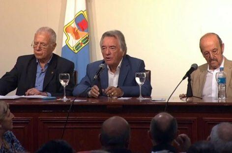 Barrionuevo asumió como interventor del PJ