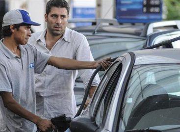 YPF aumento sus combustibles y acumula 12% en el año