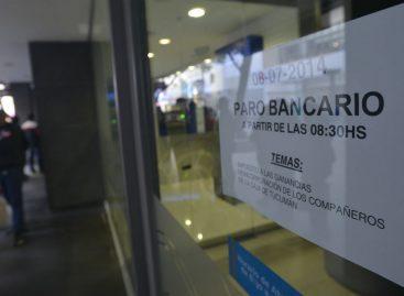 Bancarios acordaron un 15% desde mayo con cláusula gatillo
