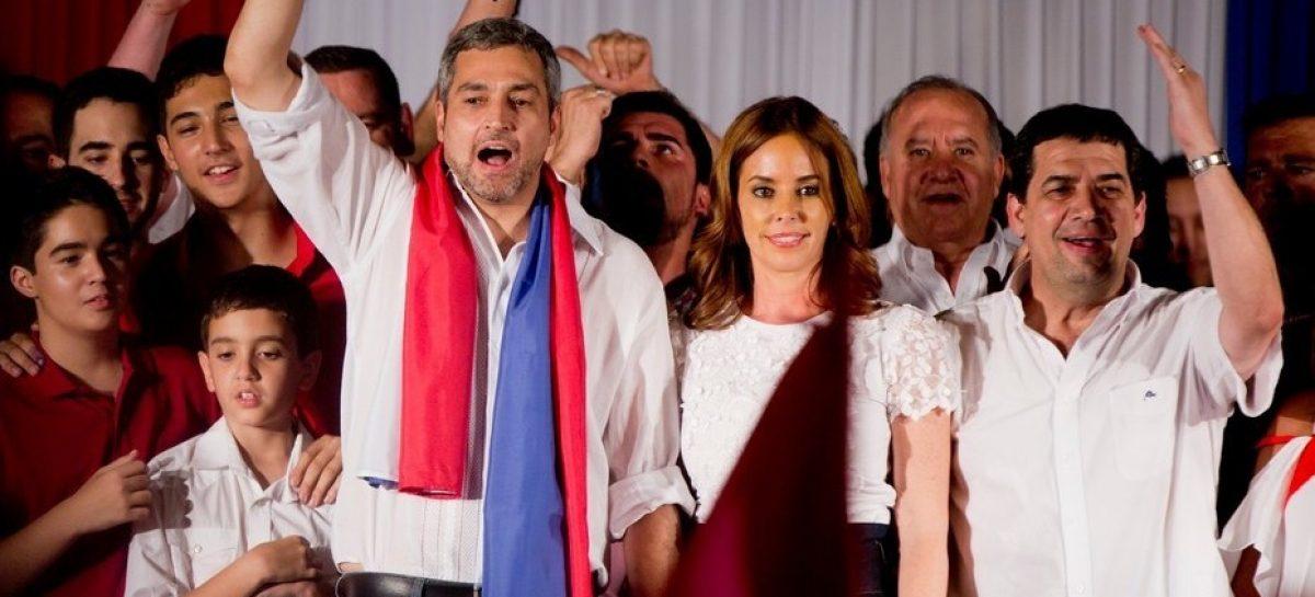 El oficialista Abdo Benítez ganó la presidencia en Paraguay