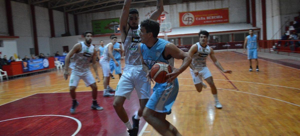 San Martín se despidió del Torneo Federal de Basquet