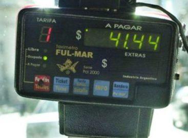 Taxis y remises piden 30% de aumento de tarifas en Chilecito
