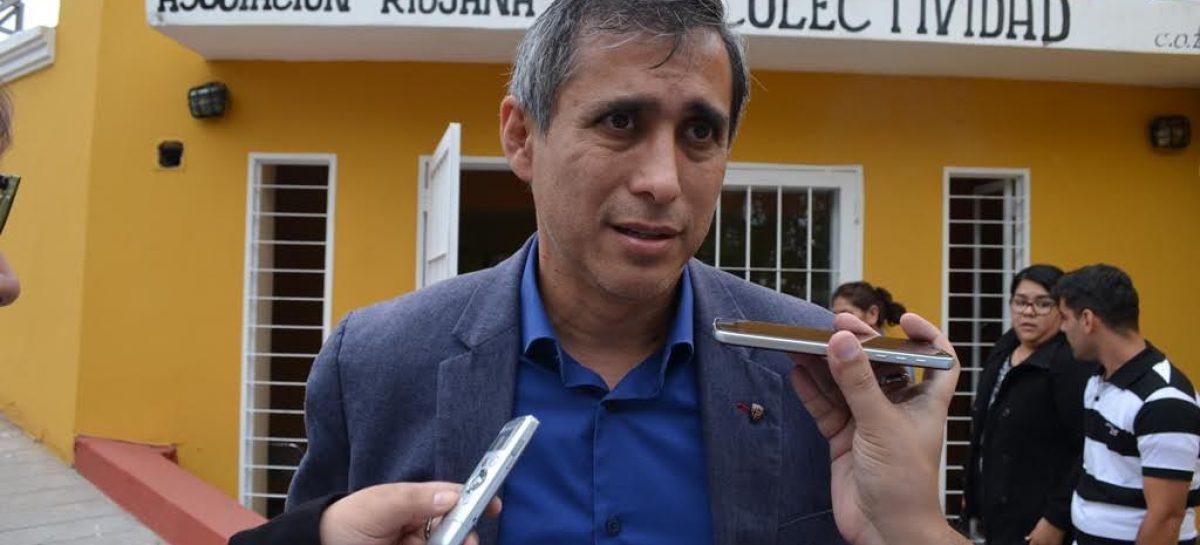 """""""Es extremadamente grave"""" la exclusión de Felipe alvarez de la Legislatura"""