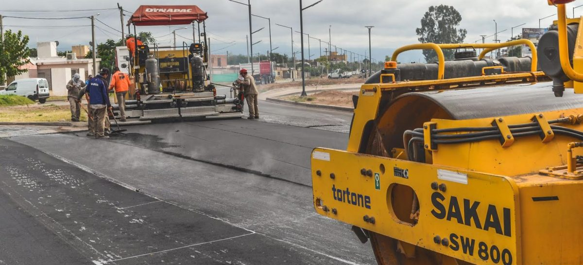 La renovada avenida 1º de Marzo se inaugura el 19 de mayo