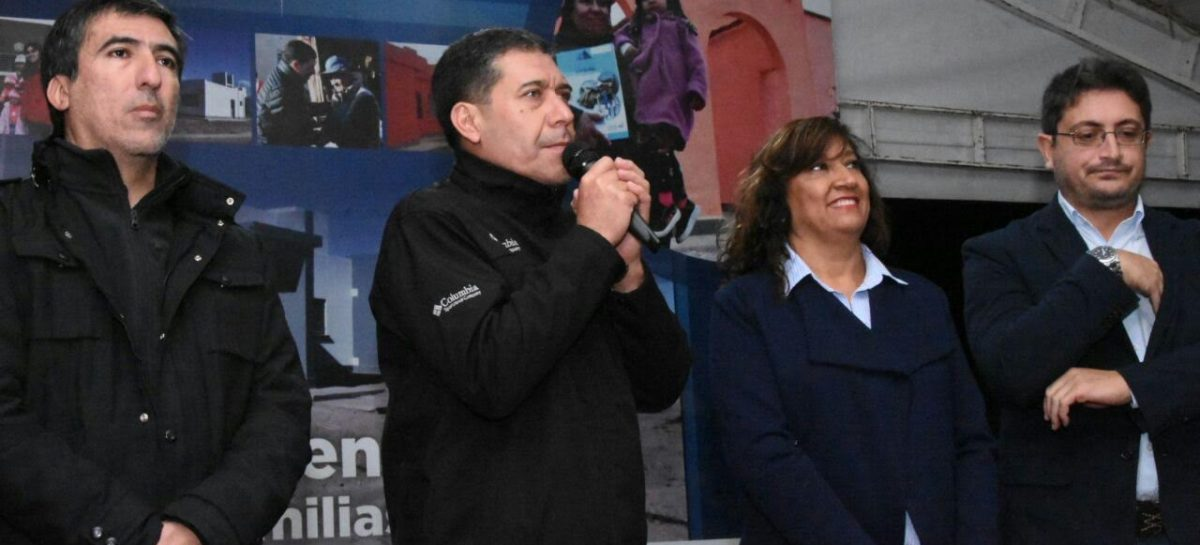 """Minería: """"Sin consenso social no vamos a avanzar"""", apuntó Casas"""