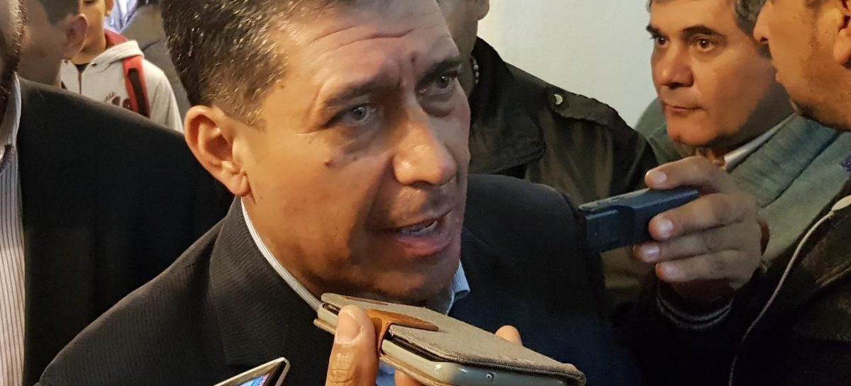 """Casas recargado contra el macrismo: """"Vienen por todos, como en la dictadura"""""""