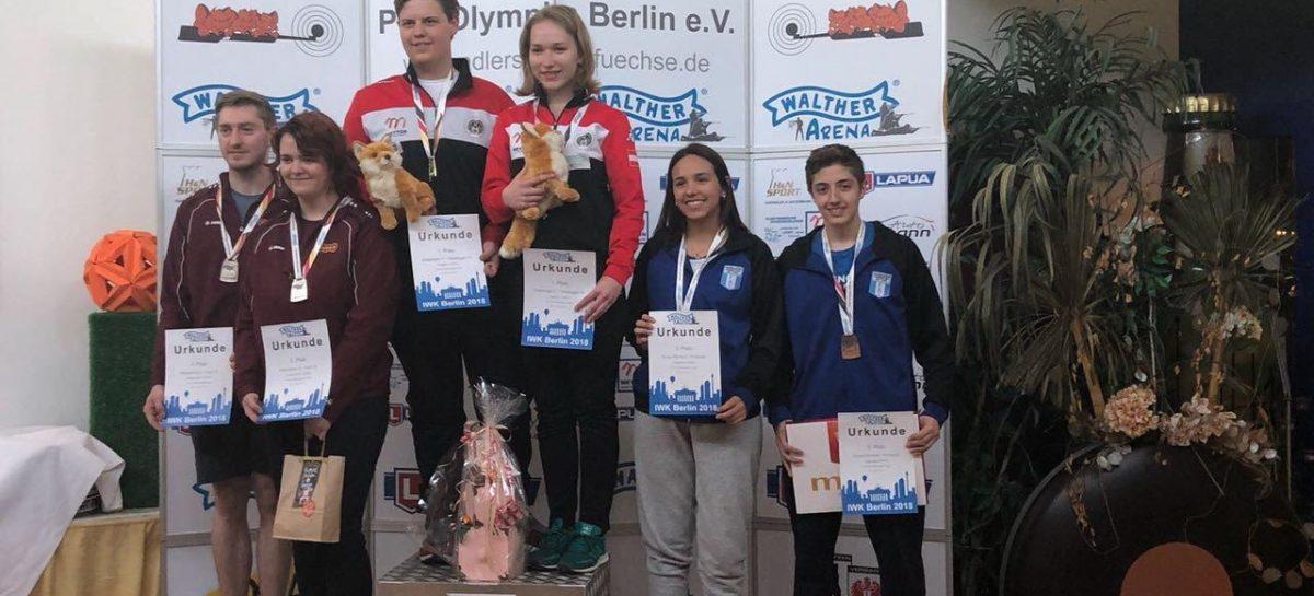 Fernanda Russo y otro podio en el plano internacional