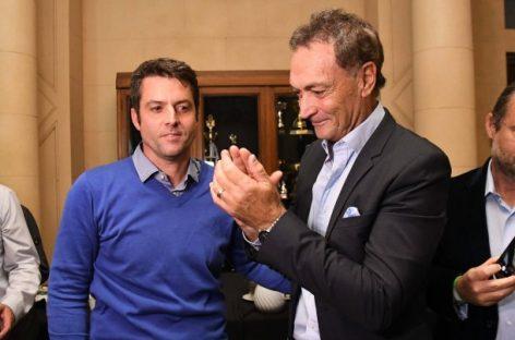 La Legión al poder: Agustín Calleri manejará la Asociación Argentina de Tenis