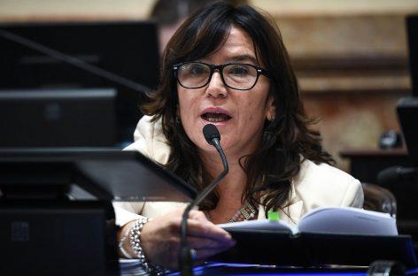 Inés Brizuela y Doria votará en contra de retrotraer las tarifas