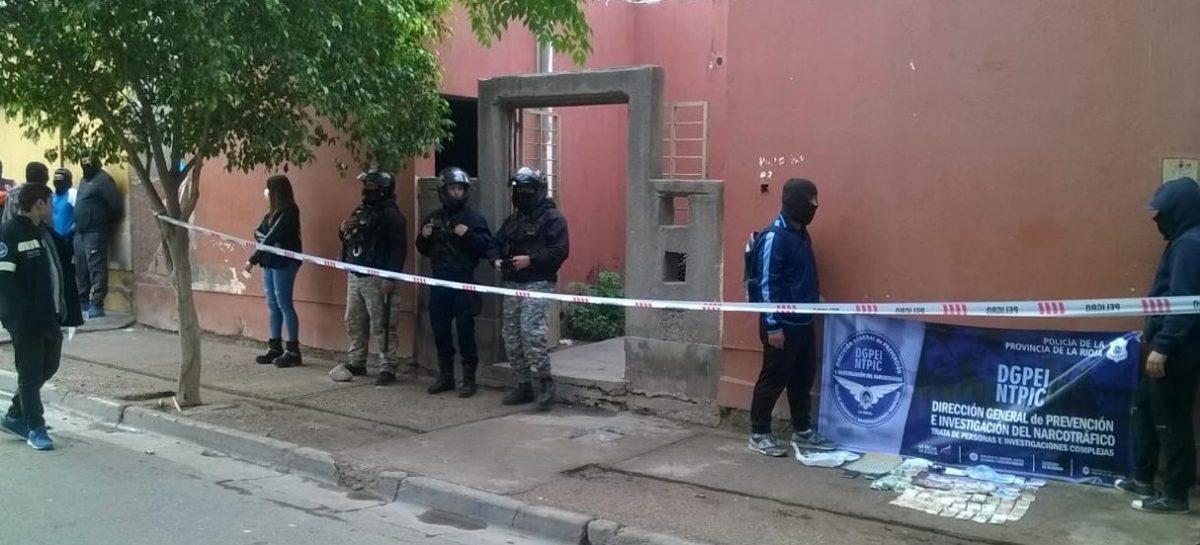 Capital. La venta de drogas dejaron veinte detenidos en solo 24 horas