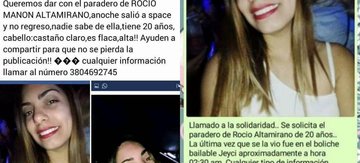 Denunciaron su desaparición, pero había ido a bailar en Catamarca