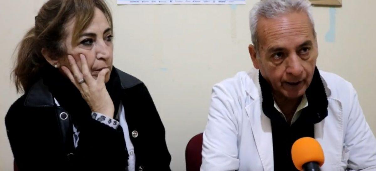 """APROSLaR habla de """"deficiencias"""" en el sistema de salud riojano"""
