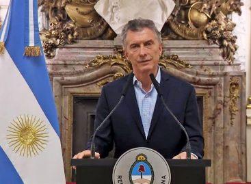 Macri negocia un blindaje con el FMI